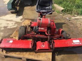 Toro professional 70 triple mower for spares or repair