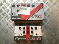 Hartke Bass Attack 2 Effect Pedal