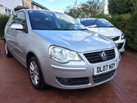 Volkswagen, POLO, 2007, Manual , 1.2 3 doors, outstanding condtion , drives faultless !