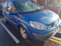 2005 Renault Scenic breaking