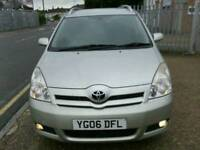 2006 Toyota Corolla Verso 2.2 D-4D T180🔶🔷🔶DIESEL🔶🔷🔶LEATHER🔶🔷🔶6 SPEED🔶🔷🔶