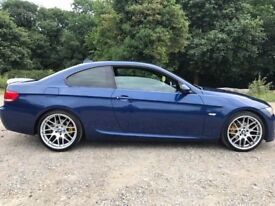 RARE Le Man's Blue Metallic BMW 3 SERIES e92 2.0 320i M Sport