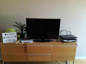 32 inch LCD TV With Freeview
