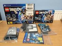 LEGO DIMENSION STARTER PACK FOR PS4