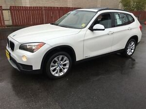 2013 BMW X1 28i, Automatic, Leather, Panoramic Sunroof, AWD