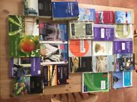 Law Books - used for University Degree