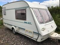 Compass rallye GTE/2berth motor mover awning px welcome