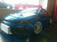 Hpi sprint flux Brushless rc drift car