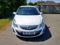 Vauxhall Corsa 1.3 CDTI One Owner, 75,000 Miles, Just Serviced, MOT 29/5/19.TEL-07478149949