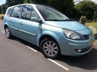 RENAULT GRAND SCENIC DYNAMIQUE 2009 58'REG #NEW SHAPE#PANORAMIC ROOF#