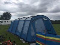 Vango Keswick 600dlx tent (bought 2017)