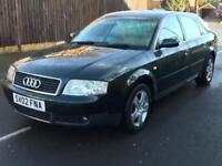 AUDI A6 - 2.0 PETROL - GOOD ENGINE AND GEARBOX - LEATHER SEATS
