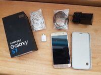Samsung s7 32gb unlocked gold