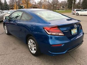 2014 Honda Civic Coupe LX | *COUPE* | NO ACCIDENTS | BLUETOOTH Kitchener / Waterloo Kitchener Area image 4