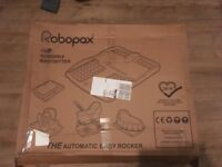 New Baby Robopax automatic rocker For pram, Seats, baskets cost £80