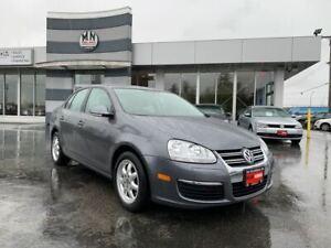 2006 Volkswagen Jetta Sedan 2.5L Comfortline Only 169KM