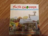'Swift' Chopper Multi Function Hand Blender. 100% Complete.