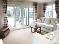 2017 STATIC CARAVAN FOR SALE, BEAUTIFUL VIEWS, OWNERS ONLY, PET FRIENDLY, WINTER SALE