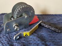 Shelby Boat Trailer Hand Winch 600lbs