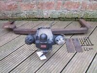 Towbar for a 2002 Vauxhall Vectra Hatchback