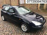 2005 Ford Focus 1.8 TDdi LX 5dr (sun roof) # 1 YEARS MOT # Lovely Car #