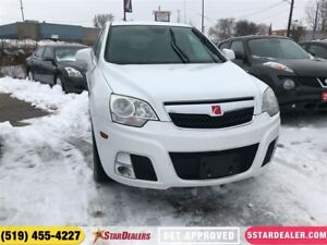 2009 Saturn VUE Red Line | LEATHER | ROOF | HEATED SEATS