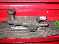Steering suspension ball joint splitter.