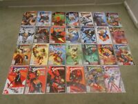 Supergirl The New 52 Issues: 0#-26# New Comics