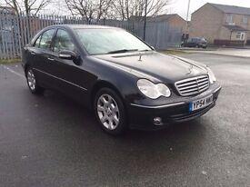 Mercedes C200 Elegance Automatic 2004 1.8 Petrol ***1 Owner Car*FREE ROAD TAX*Beautiful Drive***