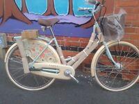New Dawes Countess Dutch Bike Hybrid Ladies Womens