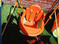 Nursery Swing indoor or outdoor