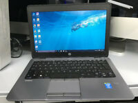 EliteBook 820 G1 - 12.5 INCH - Core i5 4300U - 8 GB RAM - 180GB SSD DRIVE