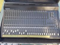 Mackie Mixing Desk SR24.4 VLZ PRO (comes with flight case)