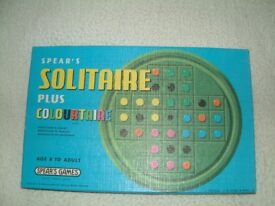 Spears Solitaire Plus Colourtaire 2211
