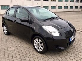 Toyota Yaris 1.3 VVT-i TR 5dr, Full Toyota Service History, Ideal first car. drives great