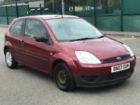 2003 FORD FIESTA 1.4 3DR *IDEAL FIRST CAR * FULL SERVICE HISTORY *BARGAIN* *LONG MOT* *PX* *DELIVERY