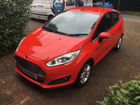 Ford Fiesta Zetec 1.0 Ecoboost - 1 Owner - 24000 miles