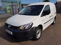 2011 11 Volkswagen Caddy 1.6 TDI C20 102 WHITE CLEAN *AIRCON* *NO VAT*