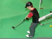 Pro Shot Golf - indoor mini- golf game. Complete and boxed. Ages 8- adult.