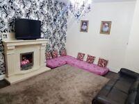 FULLY FURNISHED TWO BEDROOM HOUSE FOR RENT TO LET BRADFORD MANNINGHAM - GLENHOLME ROAD BD8 9DR