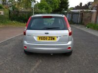 2008 Ford Fiesta 1.4 Zetec Climate 5dr Manual @07445775115