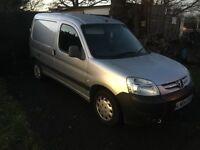 2004 Peugeot Partner Swap for Caravan or Boat