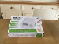 WEIGHTWATCHERS SMARTPOINT KITCHEN SCALES