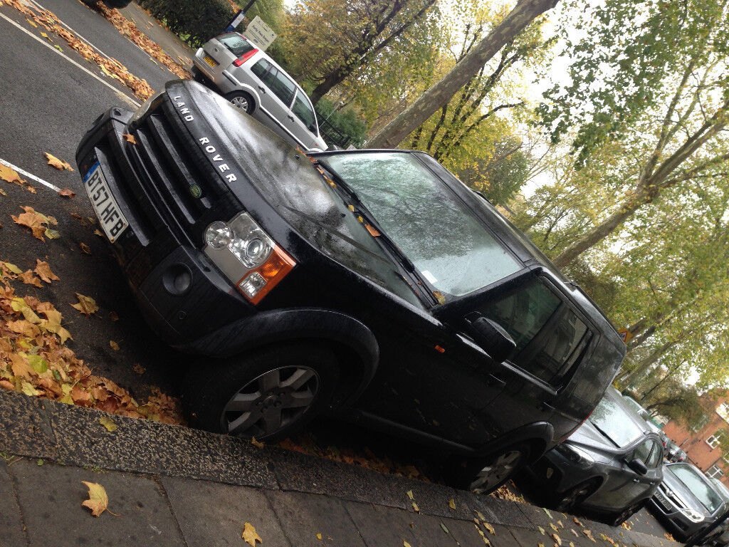 Land Rover DISCOVERY 3, dec. 2007, Diesel, Automatic, 7 seater