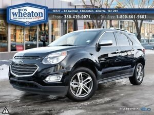 2017 Chevrolet Equinox Premier SUV - Back-Up Camera Bluetooth
