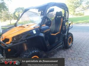 2015 can-am Commander 1000 XT-P -