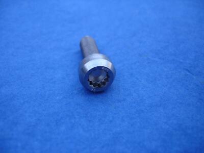 80 Felgenschrauben M7x24 Titan BBS Jubi RS722,771,764,721,772,772,861 Speedline gebraucht kaufen  Wadersloh