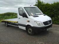 2008 Mercedes sprinter 311 cdi auto recovery truck