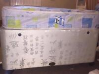 Deevan bed good condition with mattress