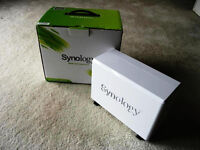 Synology DS 213j NAS DiskStation 2 bay server
